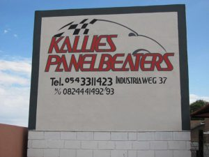 Kallies Panelbeaters Upington | Car Accident Panelbeaters