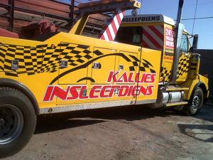 24/7 Towing Services | Kallies Panelbeaters Upington