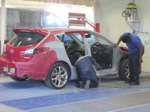 Panel Beating & Repairs | Kallies Panelbeaters Upington