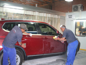 Polishing & Detailing | Kallies Panelbeaters Upington