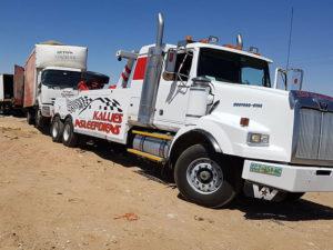 Roadside Assist | Kallies Panelbeaters Upington