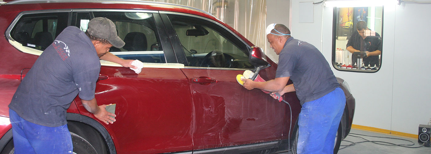 Kallies Panelbeaters Upington   Car Accident Panelbeaters